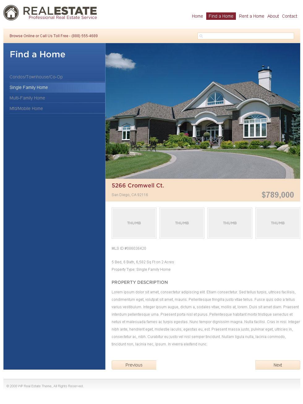 WP Pro Real Estate
