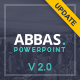 Abbas Powerpoint Template - GraphicRiver Item for Sale