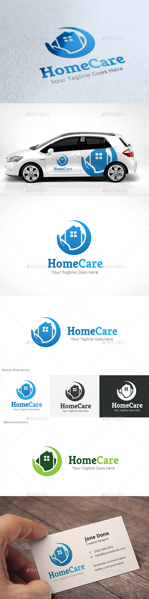 GraphicRiver Home Care 11156120