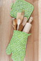 Set of kitchen utensils on wooden board. - PhotoDune Item for Sale