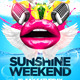 Sunshine Weekend Flyer - GraphicRiver Item for Sale