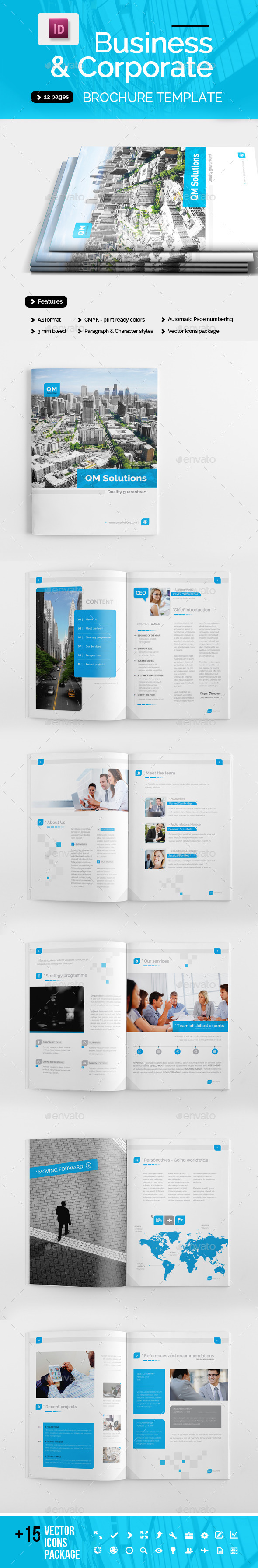GraphicRiver Business & Corporate Brochure 11095743
