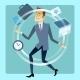 Businessman - GraphicRiver Item for Sale
