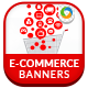 Online Shopping Banners - GraphicRiver Item for Sale