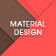 Material Design Backgrounds - GraphicRiver Item for Sale