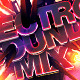 Electro Sound Mix Party Poster/ Flyer Template - GraphicRiver Item for Sale