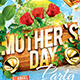 Mothers Day Flyer Print Template  - GraphicRiver Item for Sale