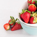 Bowls with strawberries - PhotoDune Item for Sale