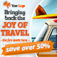 Travel - Vacation Web Banners - GraphicRiver Item for Sale