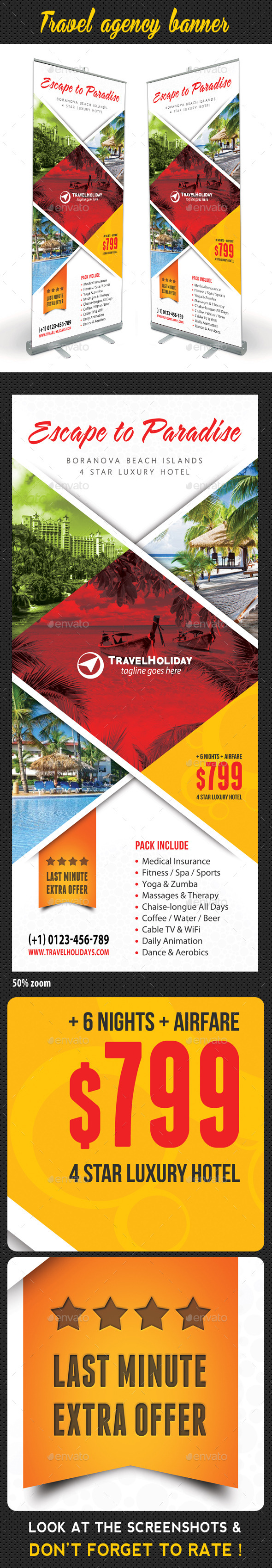GraphicRiver Travel Agency Banner Template 10 11159262