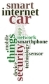Internet of things in the car. - PhotoDune Item for Sale