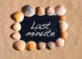 Last minute. - PhotoDune Item for Sale