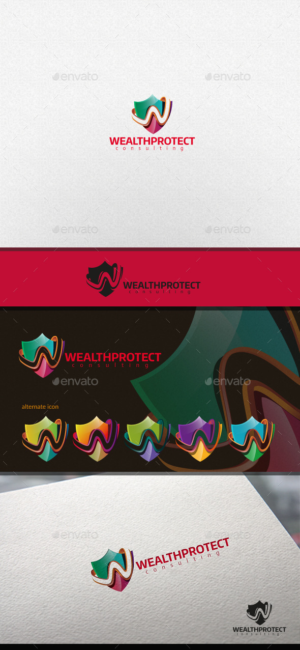 GraphicRiver Wealthprotect 11160974
