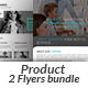 Business Planner Flyers Bundle Templates - GraphicRiver Item for Sale