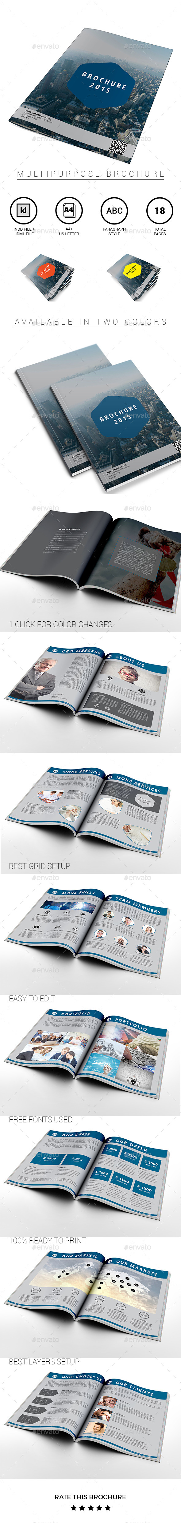 GraphicRiver Brochure 11103413
