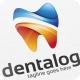 Dentalogo / Teeth - Logo Template - GraphicRiver Item for Sale