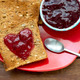 toasts and jam - PhotoDune Item for Sale