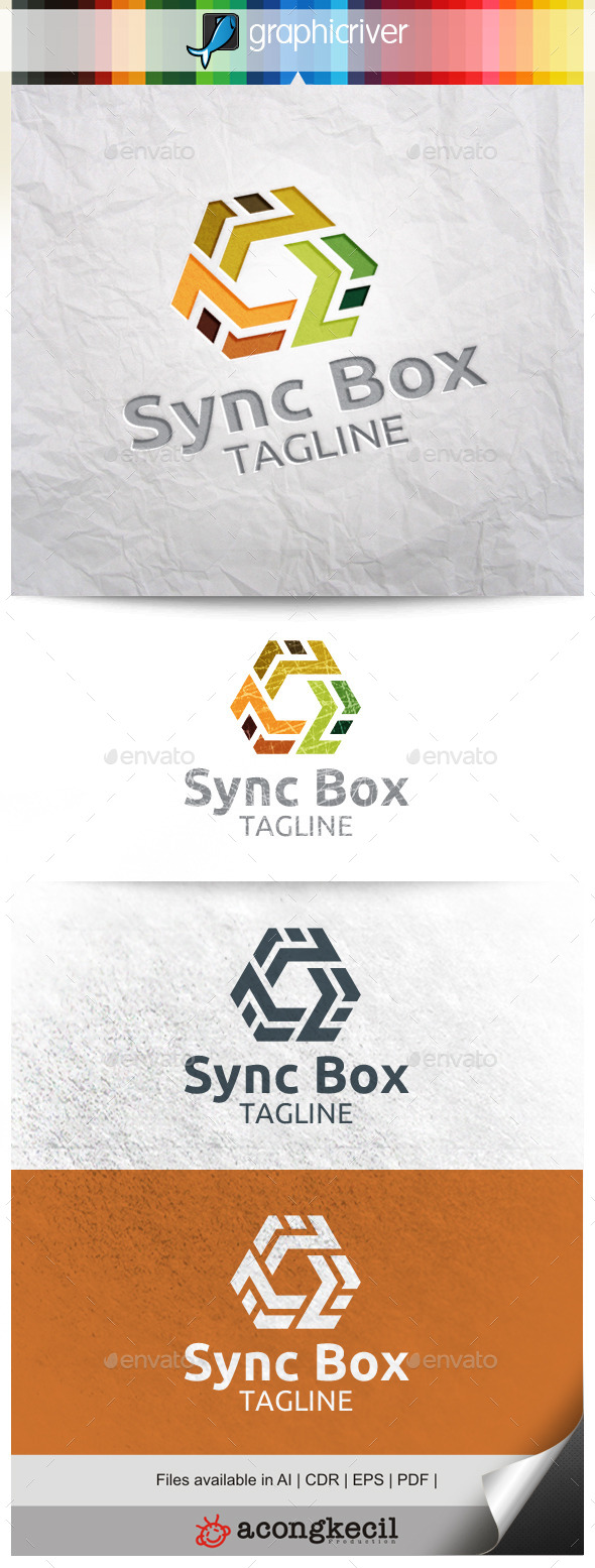 GraphicRiver Sync Box V.2 11162335