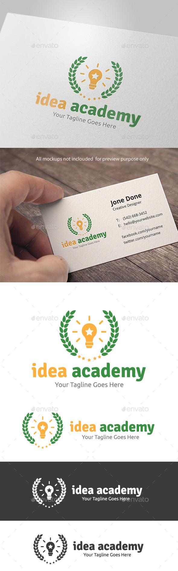 GraphicRiver Idea Academy 11162341