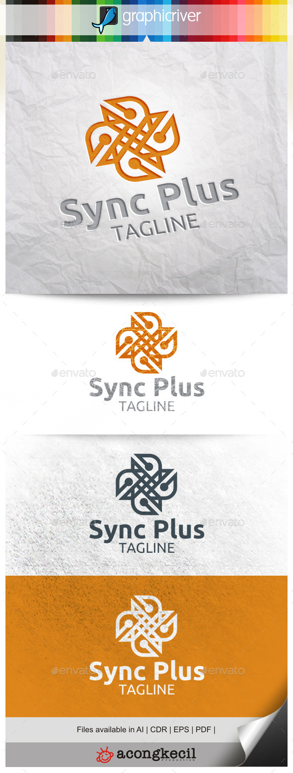 GraphicRiver Sync Plus V.2 11162343