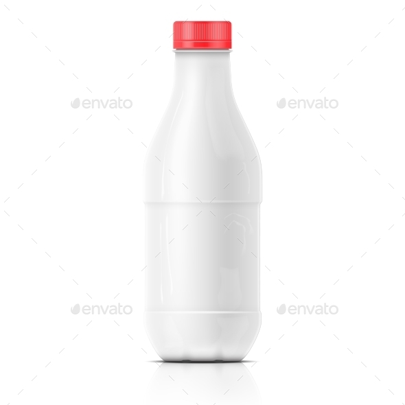 GraphicRiver Plastic Blank Bottle 11162381
