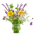 wild flowers in a vase - PhotoDune Item for Sale