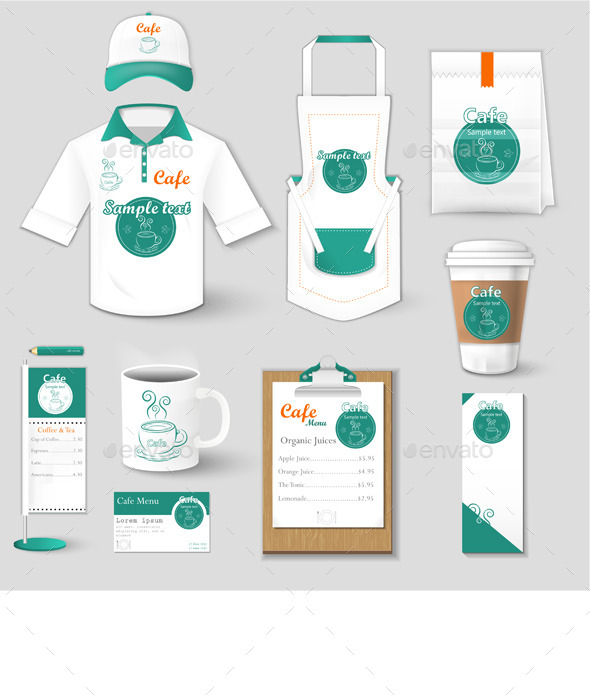 GraphicRiver Corporate Identity 11166041