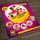 Ice Cream Flyer Template - GraphicRiver Item for Sale