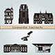 Leeuwarden Landmarks and Monuments - GraphicRiver Item for Sale