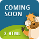 Coming Soon | HTML Animated Template - ThemeForest Item for Sale