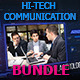 Hi-Tech Communication Bundle - VideoHive Item for Sale