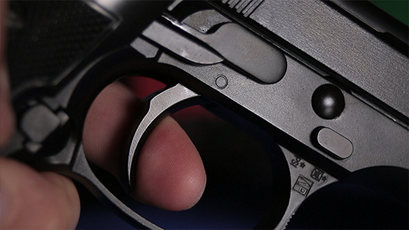 VideoHive Pulling The Trigger 11168857