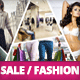 Fashion Sale Facebook Timeline Cover - GraphicRiver Item for Sale