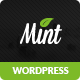 Mint - Responsive Multi-Purpose WordPress Theme - ThemeForest Item for Sale