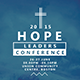 leaders Conference Flyer - GraphicRiver Item for Sale
