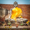 Wat Worachetharam. Ayutthaya - PhotoDune Item for Sale