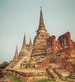 Wat Phra Si Sanphet - PhotoDune Item for Sale