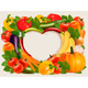 Vegetable Frame  - GraphicRiver Item for Sale