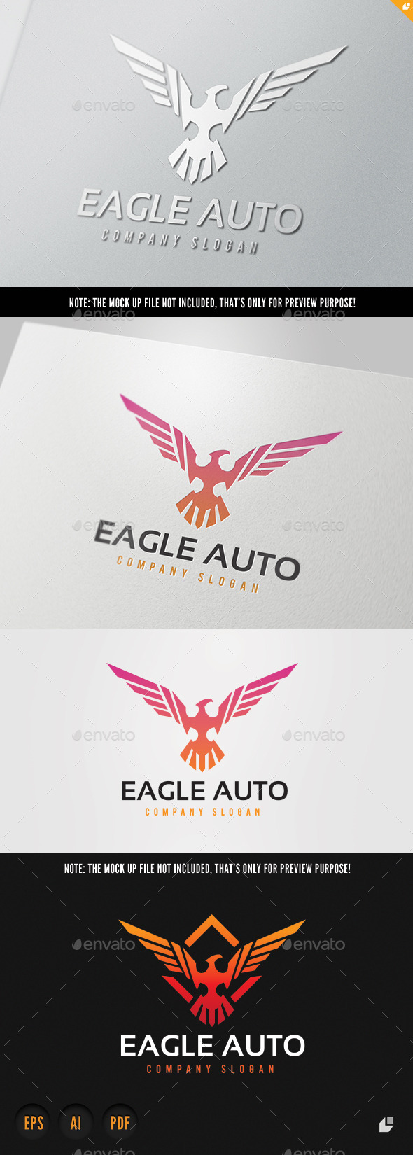 GraphicRiver Eagle Auto 11170915