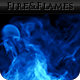 II - Isolated Fire-Flame FX Elements