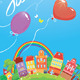 Decorative Home Background - GraphicRiver Item for Sale