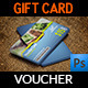 Cleaning Services Voucher Gift Card - GraphicRiver Item for Sale