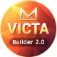 Victa Responsive Email + TemplateBuilder - ThemeForest Item for Sale