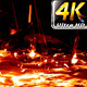 Abstract Fire Color Heat Water Splash 2 - VideoHive Item for Sale