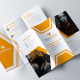 Tri-Fold Brochure Design Corporate - GraphicRiver Item for Sale
