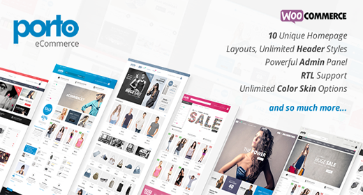 Premium Wordpress+Ecommerce Themes