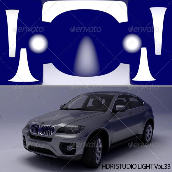 HDRI_Light_33 - 3DOcean Item for Sale