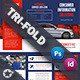 Automobile Service Tri-Fold Templates - GraphicRiver Item for Sale