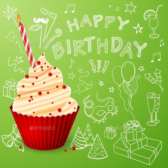 GraphicRiver Happy Birthday Poster 11173769