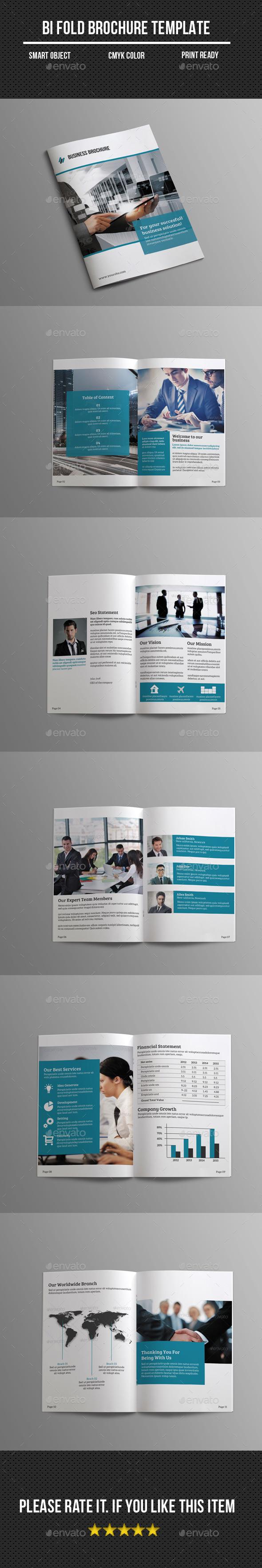 GraphicRiver Corporate Brochure 11174495